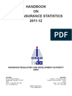 Indian Insurance Industry Handbook 2011-12 Final