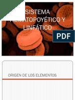 56204368 Sistema Hematopoyetico y Linfatico