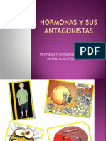 Hormonas y Sus Antagonistas