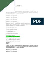 Evaluacion Nacional 2013 Herramientas Telematicas.