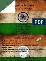 India Final