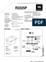 LSR2325P