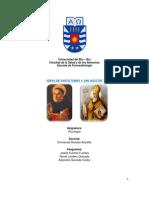 Ideas de San Agustin y Santo Tomas