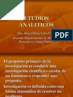 Estudios Analiticos