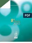 8vo Informe Ifai Mexico 2010