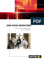 GSM-EDGE Repeater Manual Preliminary Version 2