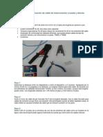 Guía para la fabricación de cable de interconexión cruzada y directa.docx