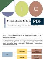 TIC-Fortaleciendo de la pedagogía