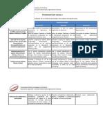 Rubrica I Unidad Programacion Visual II 2da Version