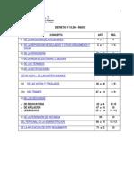Decreto 10204. Recursos Administrativos Santa Fe