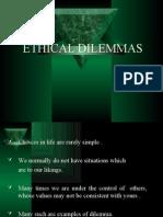 Managing Business - Ethical Dilemmas Case Studies