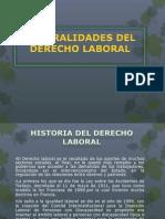Generalidades Derecho Laboral (1)