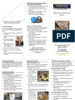 Warehouse Safety Brochure
