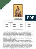 San G. Crisostomo-Omelia Contro i Giudei