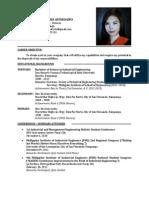 Fresh telecom engineer cv fresh graduate resume yelopaper Choice Image