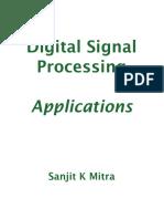 Digital Signal Processing Applications