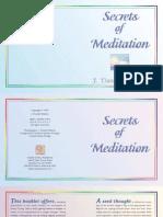 Dailly Mediation