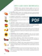 Top 10 alimente care cresc imunitatea