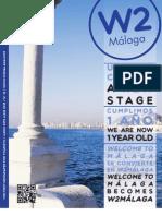 N12 Junio 2013 W2Málaga - Welcome to Málaga