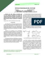 Caracteristicas Funcionales de Un Statcom