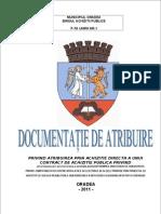 Documentatie Achizitie Directa Studiu Coexistenta