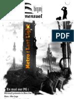 PG Mensuel Mai 2013