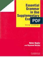 Gramatica in Engleza de Baza Si Exercitii
