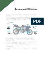 Dijagnostika ispravnosti ABS sistema.doc
