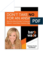 Overcome Common Objections-BWC