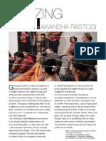 Grazing - A curatorial project by Akansha Rastogi