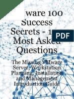 VMware 100 Success Secrets