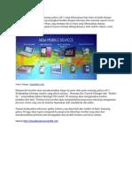 Pergeseran Prosesor Pada Smartphone Dan Tablet Samsung