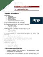 MELE El Cine I. Orígenes