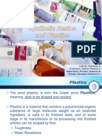 Synthetic Resins and Plastics