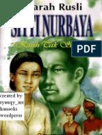Siti Nurbaya - Marah Rusli