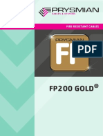 Prysmain Fp200 Gold