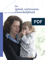 Brochure Vaccinatie Ouders
