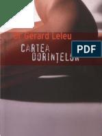 126631897 121499824 Cartea Dorintelor Gerard Leleu