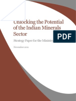 Unlocking the Potential of the Indian Minerals Sector - FINAL