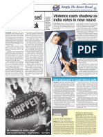 thesun 2009-04-24 page12 violence casts shadow as india votes in new round