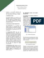 PROGRAMACIÓN DE UN PLC