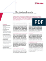 Ds Virusscan Enterprise