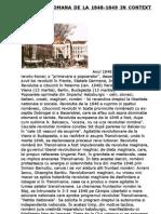 REVOLUTIA ROMANA DE LA 1848
