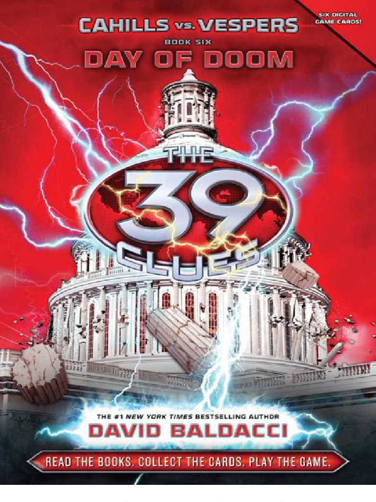 Download Day Of Doom The 39 Clues Cahills Vs Vespers 6 By David Baldacci