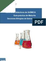 Materiales didácticos Química