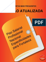 CARTILHA_DO_PISO Salarial Do Professor Para Fortaleza