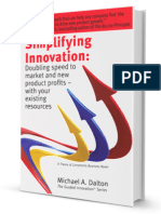 Simplifying Innovation - Executive Book Summary