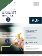 Aug 23 Building a Profitable Practice