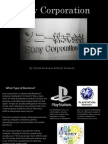 Sony Corporation Project.pptx