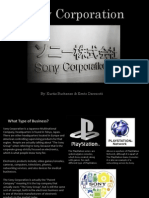 Sony Corporation Project.pptx